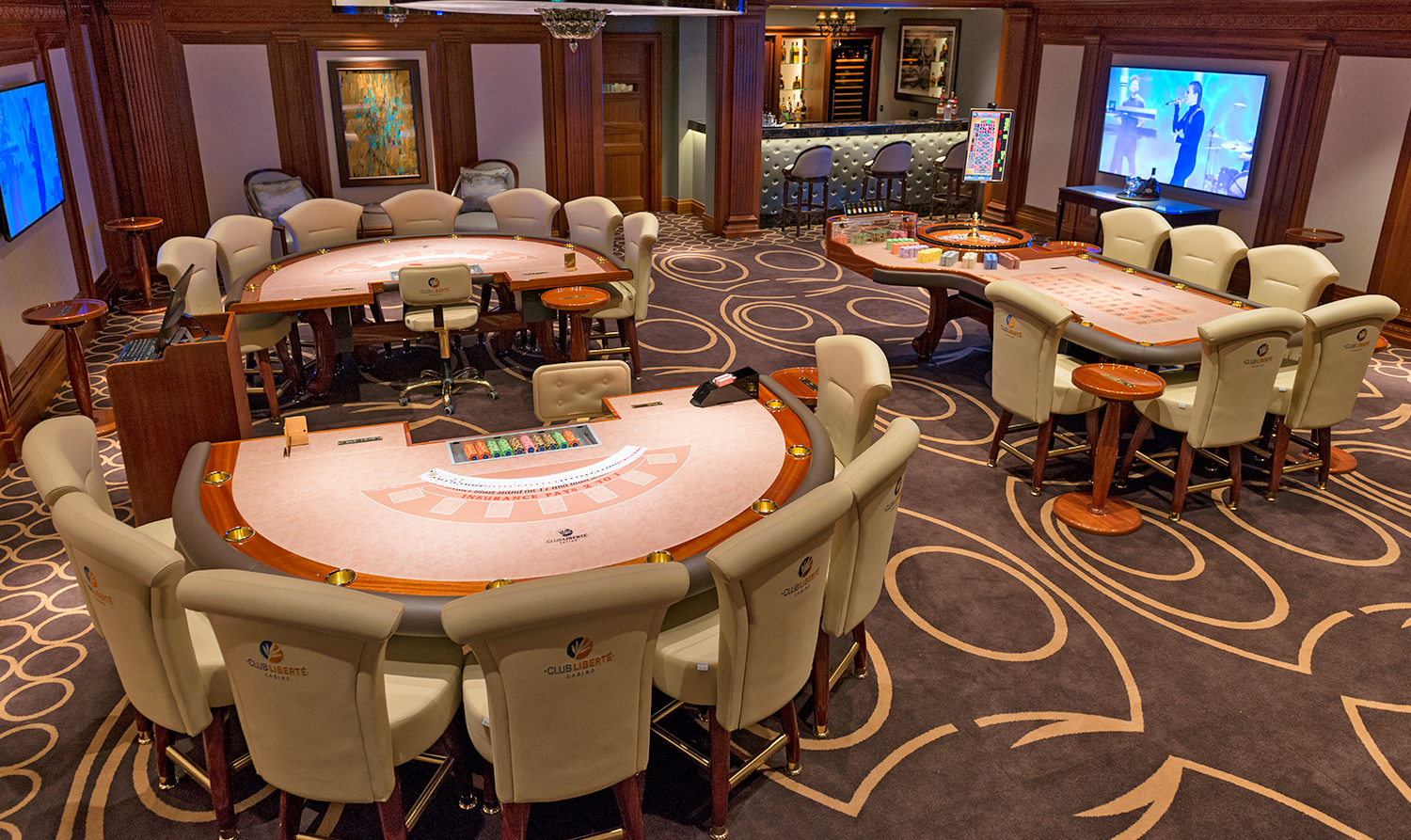 gaming club casino contact