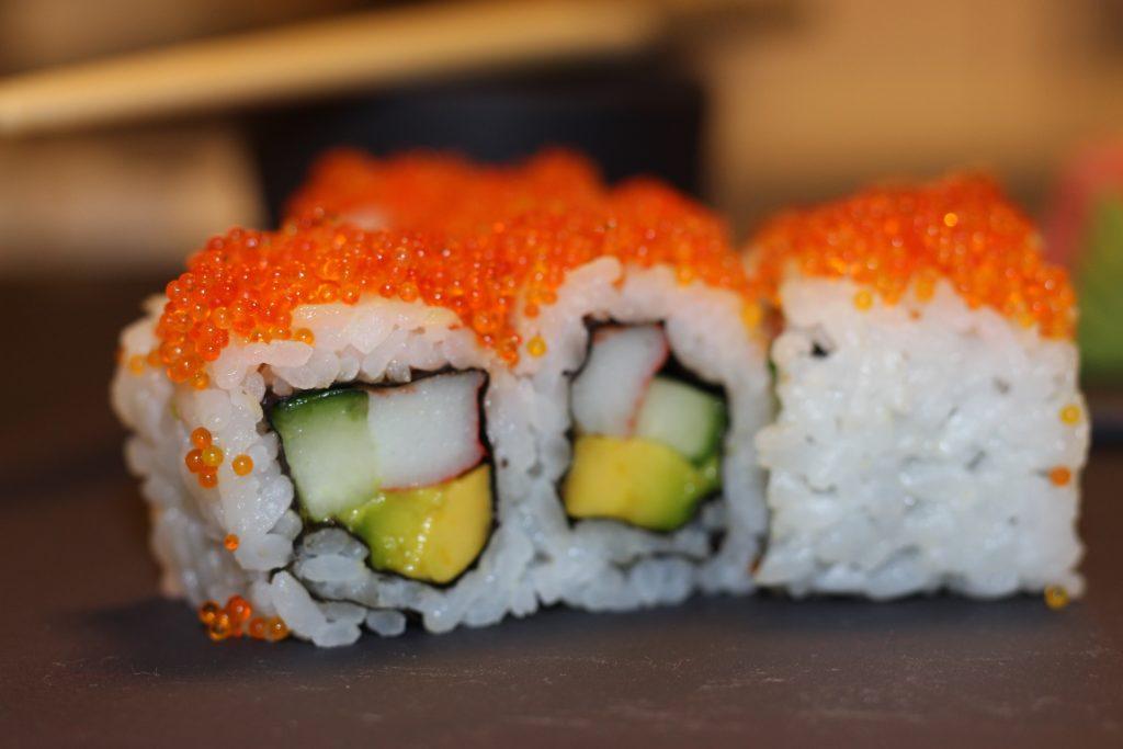 Seychelles sushi